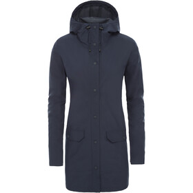 The North Face Woodmont Regnjakke Damer, urban navy